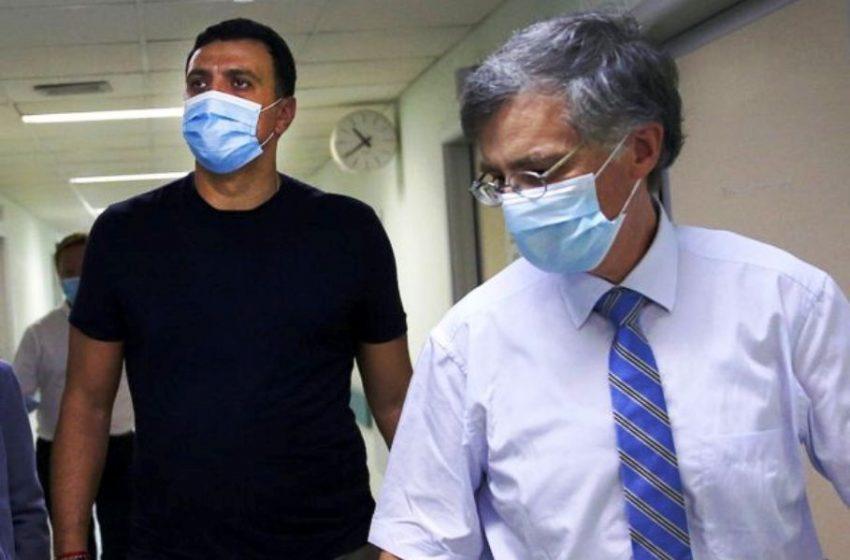 Tι ζήτησαν Κικίλιας – Τσιόδρας από τα κόμματα της αντιπολίτευσης για την πανδημία του κοροναϊού