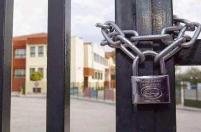 Κλειστά τα σχολεία σε Λέσβο και Πέλλα