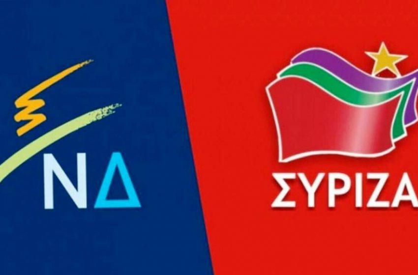 """ΝΔ: """"Το brand της πολιτικής απάτης το έχει κατοχυρώσει αμετάκλητα ο ΣΥΡΙΖΑ"""""""