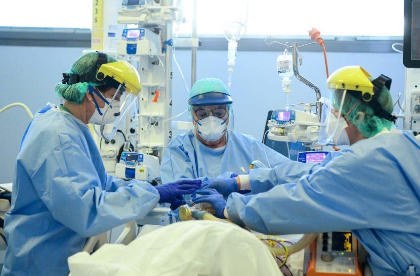 ΠΟΕΔΗΝ:Τεράστιες ελλείψεις στο ΕΣΥ- Δύσκολο να αντιμετωπισθούν ταυτόχρονα κοροναϊός και εποχική γρίπη-Μόνο 169 οι ΜΕΘ για τον Covid 19