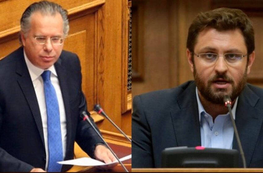 """Κόντρα Κουμουτσάκου – Ζαχαριάδη για τις πεταμένες 500.000 ευρώ στον """"πλωτό φράχτη"""""""