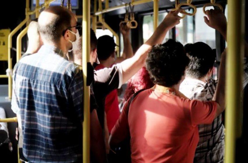 Γιαμαρέλλου: Δεν είναι ανάγκη να μπαίνετε στα λεωφορεία. Πηγαίνετε με τα πόδια στην δουλειά (vid)