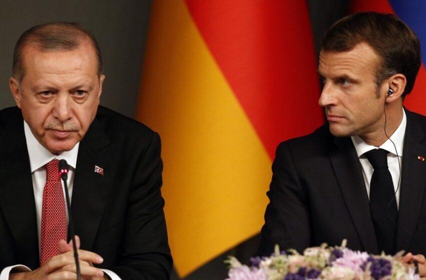 Μακρόν – Ερντογάν: Οι λόγοι μιας αιώνιας έχθρας