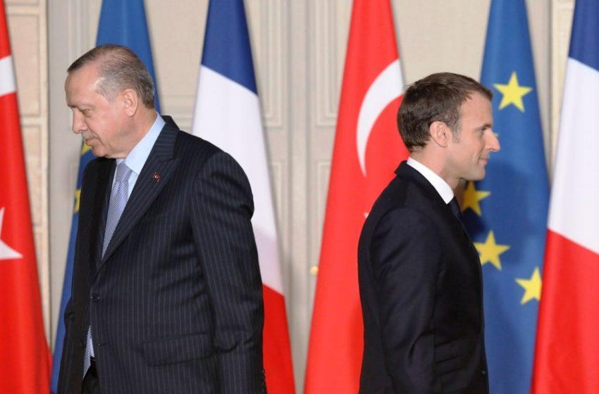 Επίθεση Ερντογάν στον Μακρόν: Είναι πρόβλημα για τη Γαλλία…