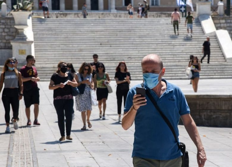 Και τώρα μάσκες παντού για την ανακοπή της εξάπλωσης – Τι αλλάζει στην Αττική από σήμερα