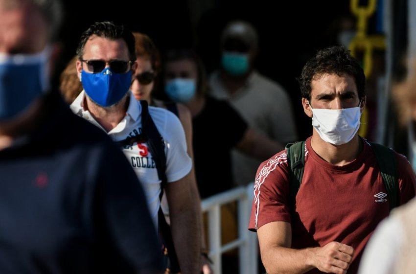 Καθολική χρήση μάσκας: Νέα δεδομένα – Τι είπε ο Στ. Πέτσας