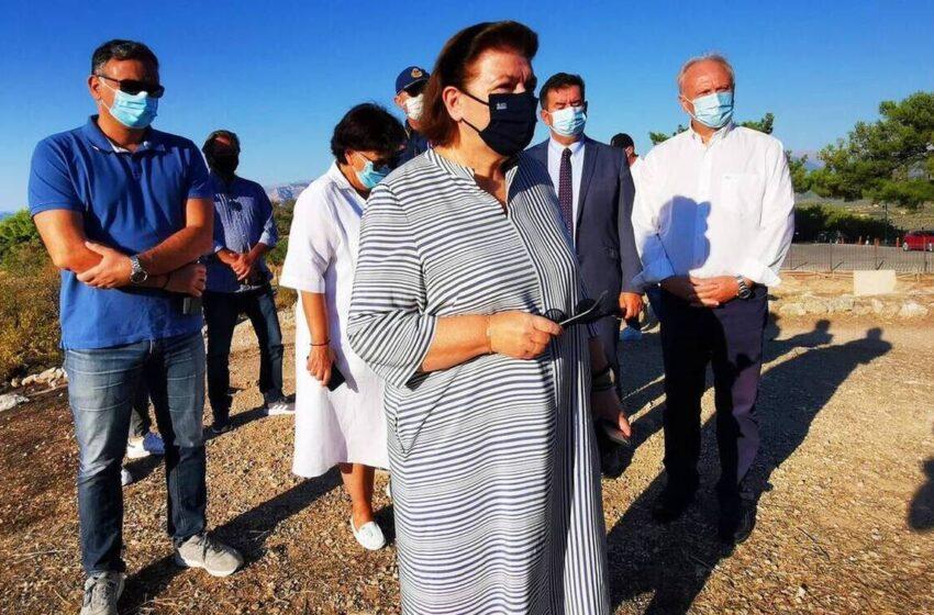 Μυκήνες: Οι εικόνες διαψεύδουν (πάλι) την Υπουργό – Εγκατάλειψη πριν την καταστροφή (vid)