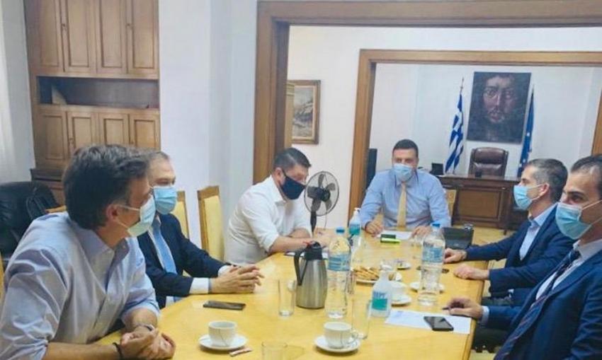 Κοροναϊός: Νέα μέτρα στο κέντρο της Αθήνας