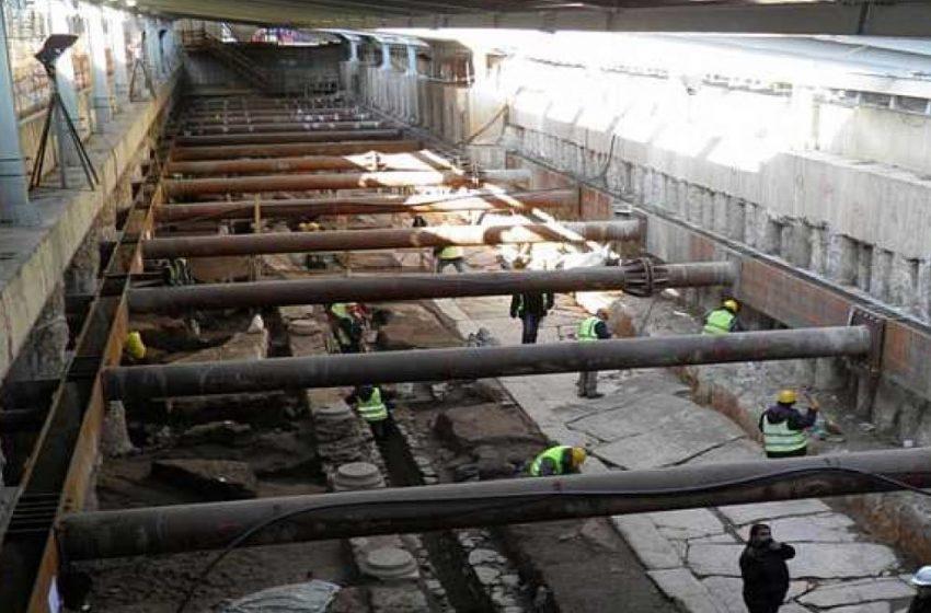 Εργατικό δυστύχημα στο Μετρό