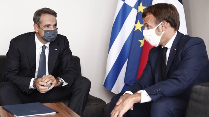 Μητσοτάκης-Μακρόν: Σταματούν οι προκλήσεις και αρχίζουν οι συζητήσεις, διαφορετικά ανοίγει ο δρόμος για κυρώσεις (vid)