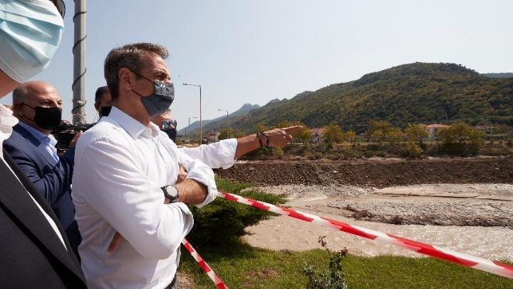 Κυρ. Μητσοτάκης από Καρδίτσα: Θα αποζημιωθούν όσοι έχουν πληγεί, με πολύ γρήγορες διαδικασίες