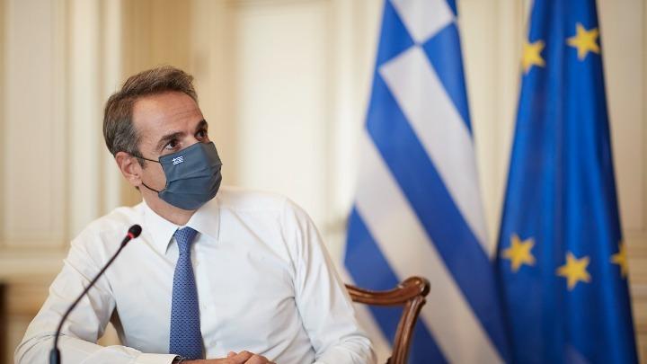 """Κυρ. Μητσοτάκης: Η επίσκεψη Πομπέο ενισχύει την εθνική μας γραμμή – """"Εκνευρίστηκαν οι… απέναντι"""""""