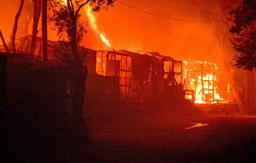 Ποιος έβαλε τη φωτιά στη Μόρια; Αποκαλυπτικό ρεπορτάζ του BBC (vid)