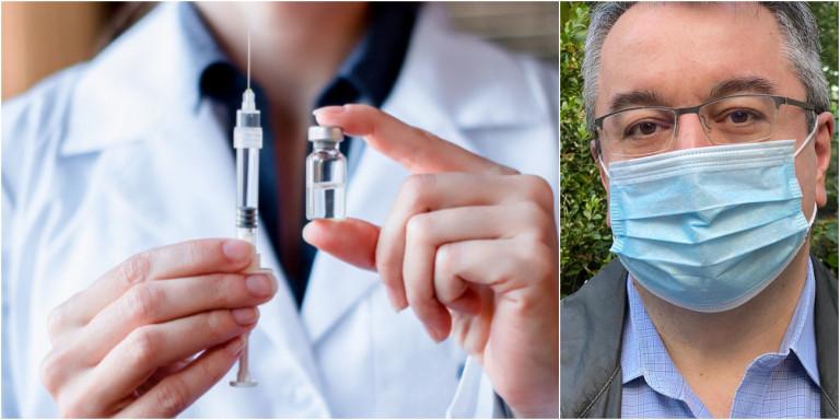 H. Μόσιαλος : Πώς αλλάζει ο μαζικός εμβολιασμός την αιμοδοσία