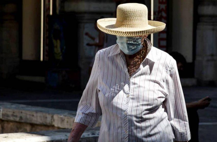 """""""Βροχή"""" τα πρόστιμα για την μη χρήση μάσκας"""