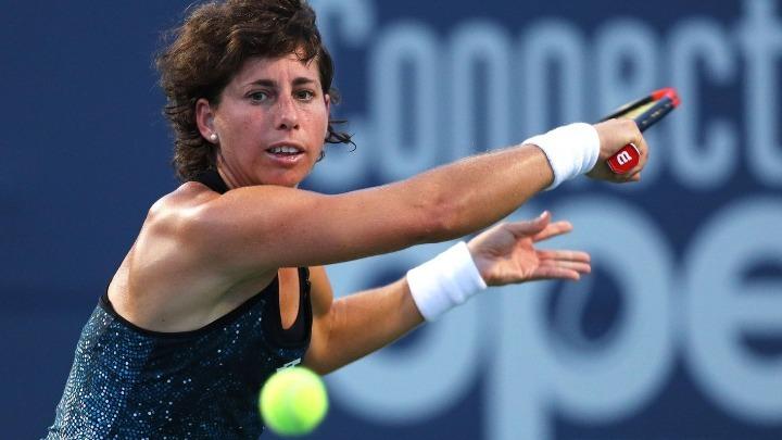 ΣΟΚ στο τένις: Με λέμφωμα Hodgkin διαγνώστηκε η Σουάρεθ-Ναβάρο (vid)