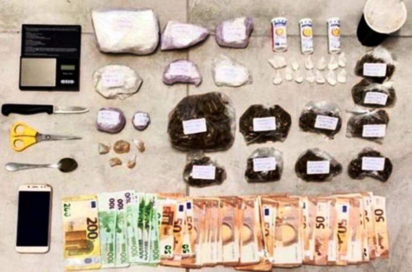 Έκρυβαν την κοκαΐνη σε βάζο με ρύζι και σε κουτιά DEPON