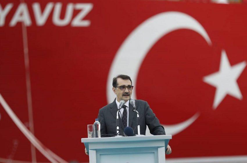 """Νέο παραλήρημα από τον Τούρκο υπουργό Ενέργειας: """"Το Καστελλόριζο δεν έχει υφαλοκρηπίδα"""""""