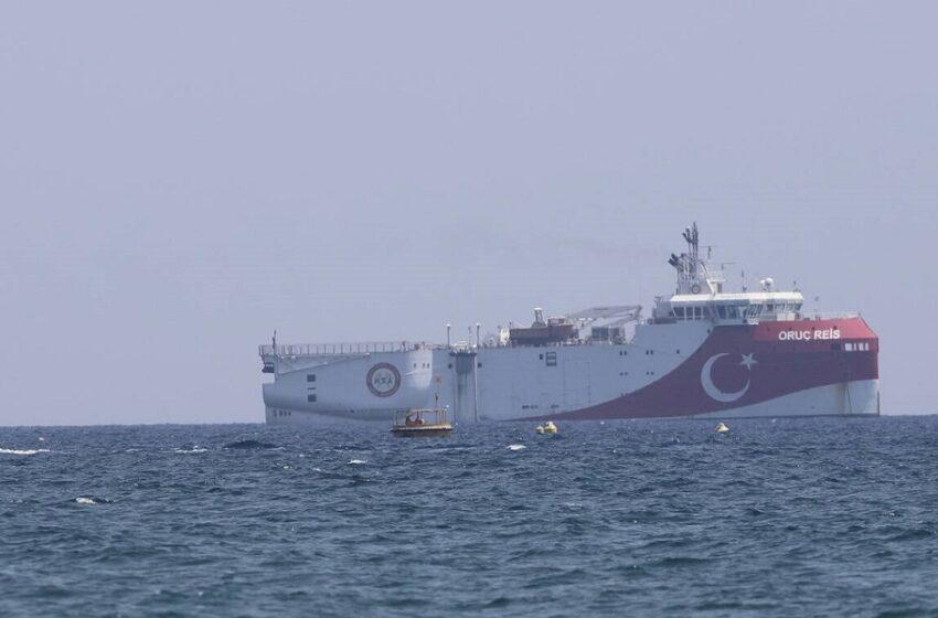 Το ORUC REIS πάλι στην αν. Μεσόγειο – Η αποκάλυψη της Γενί Σαφάκ