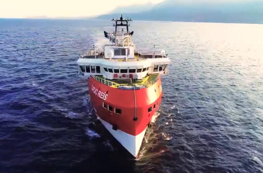 Yeni Safak: Το Oruc Reis 6 μίλια από το Καστελόριζο; – Νέα τουρκική NAVTEX