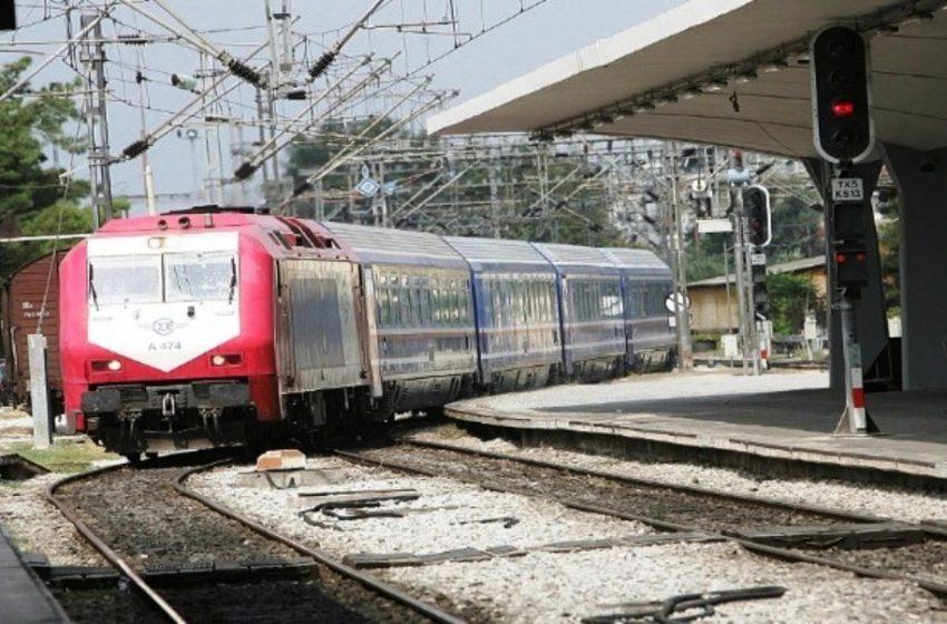 ΟΣΕ: Σε λειτουργία όλο το σιδηροδρομικό δίκτυο