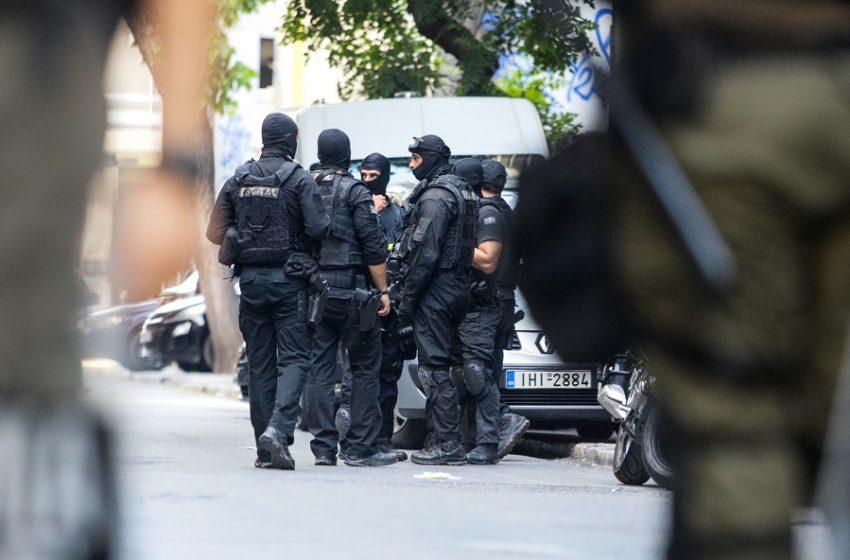 Παγκράτι: Επιχείρηση της αστυνομίας για εκκένωση κατάληψης