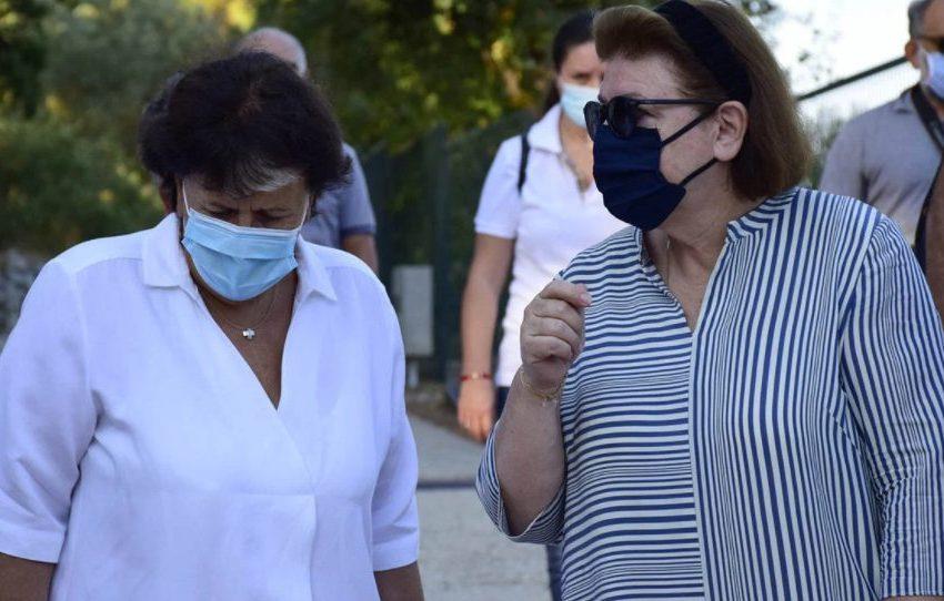 Καστελόριζο: Μενδώνη – Παναγιωταρέα έφυγαν άρον άρον για να μην συναντηθούν με Παυλόπουλο