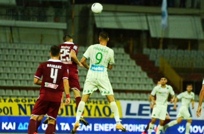 """""""Βαρύ"""" το κλίμα για Πογιάτος και Ρόκα στον Παναθηναϊκό μετά την γκέλα (1-1) στην Λάρισα"""