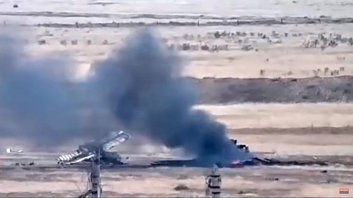 Αρμενία-Αζερμπαϊτζάν: Το Γερεβάν ανακοίνωσε πως ένα πολεμικό αεροπλάνο SU-25 καταρρίφθηκε από τουρκικό F-16