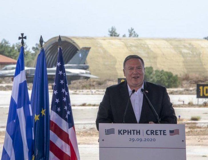 """Ενόχληση της Ρωσίας : """"Ο Πομπέο θέλει να φέρει την Ελλάδα στο αντιρωσικό μέτωπο"""" (pic)"""