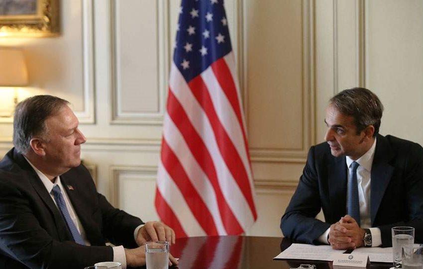 Η ώρα των διερευνητικών επαφών και του…Πομπέο- Τι σημαίνει η επίσκεψη του Αμερικανού ΥΠΕΞ, τι θα συμβεί με τις κυρώσεις κατά της Τουρκίας
