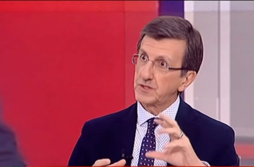 """""""Έκρηξη"""" on air του Πορτοσάλτε για Μηταράκη"""