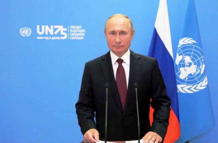 Μήνυμα Πούτιν για τα 200 χρόνια από την ελληνική επανάσταση – Η επιστολή στην στην πρόεδρο της Δημοκρατίας