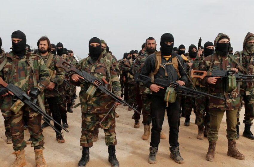 Turkiye: Τούρκοι μισθοφόροι στη Συρία θα πολεμήσουν κατά της Ελλάδας