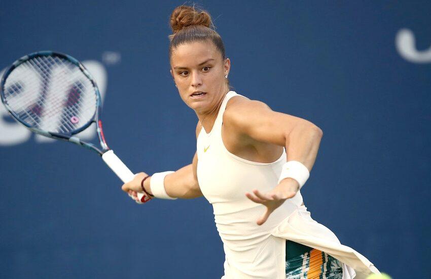 """Η Μαρία Σάκκαρη """"διέλυσε"""" την Ανισίμοβα στο US Open και μπήκε στους """"16"""""""