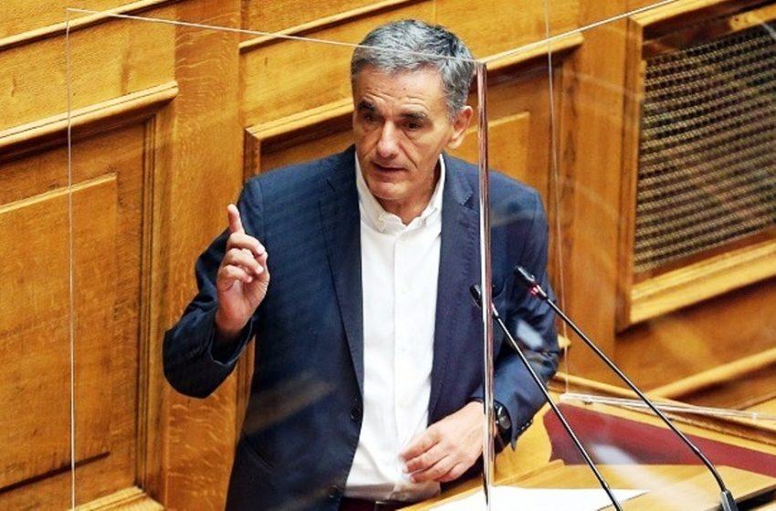 """Τσακαλώτος: """"Η κυβέρνηση έχει συμβόλαια και χρέη…"""""""