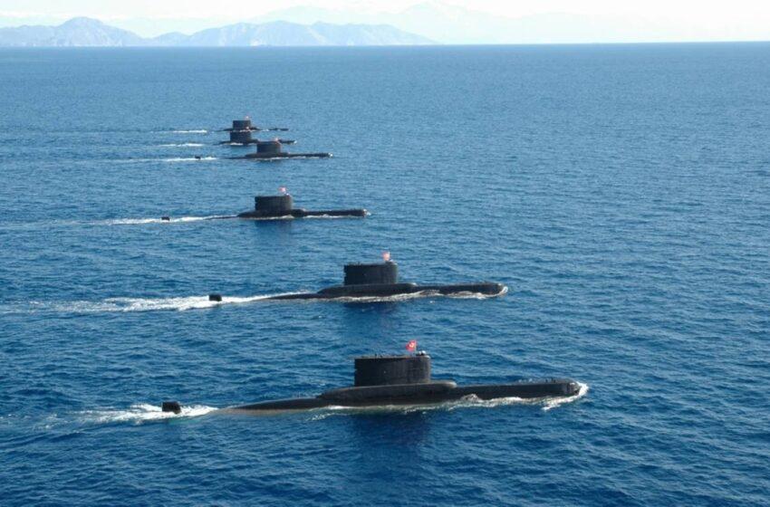 Νέα στοιχεία για το άγνωστο περιστατικό – Πώς ελληνικά υποβρύχια εντόπισαν και έδιωξαν τουρκικό στον Καφηρέα