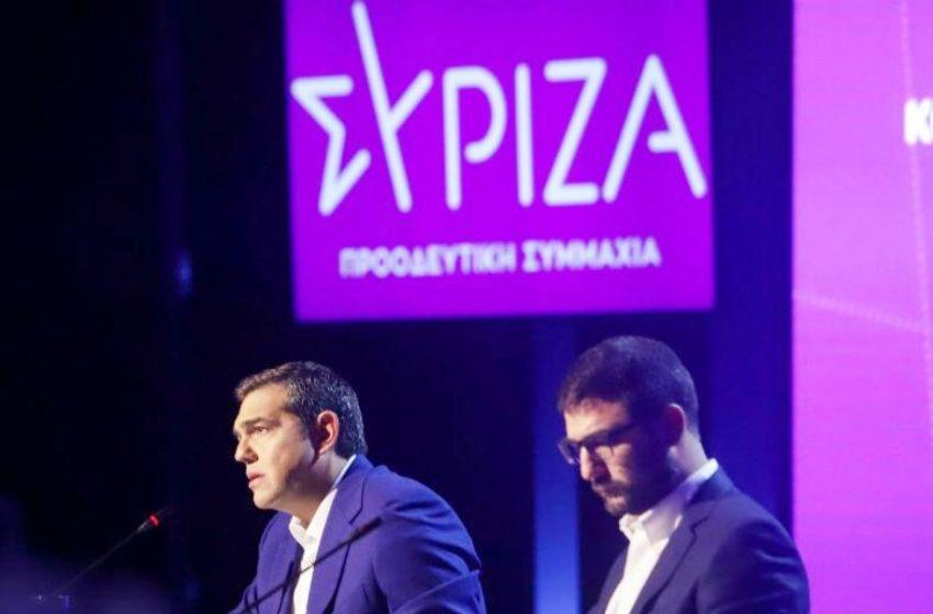 """ΣΥΡΙΖΑ: """"Η κυβέρνηση χάνει τον έλεγχο με την πανδημία και με την οικονομία"""""""