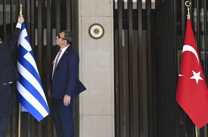 Αρχίζουν την Τρίτη οι συζητήσεις Ελλάδας – Τουρκίας