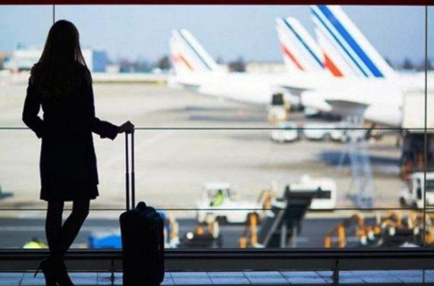 Κατάρρευση τουρισμού: Πάνω από 70% η πτώση της κίνησης στα αεροδρόμια (πίνακας)