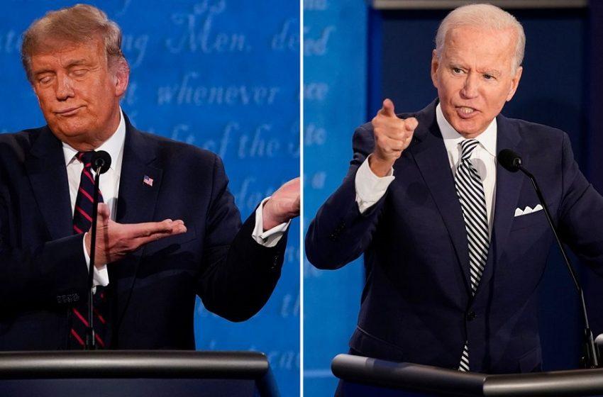POLITICO για ντιμπέιτ Τραμπ με Μπάιντεν: Τελικά τσίρκο – 7 στους 10 τηλεθεατές ενοχλημένοι, ποιον βγάζουν νικητή
