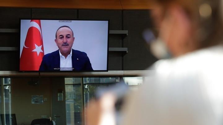 Τσαβούσογλου: Η Άγκυρα είναι έτοιμη για διάλογο χωρίς προϋποθέσεις