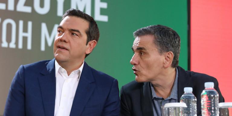 """ΣΥΡΙΖΑ: Τζανακόπουλος και Γεροβασίλη οι """"φύλακες"""" της πειθαρχίας- Οι διάλογοι Τσίπρα-Τσακαλώτου"""
