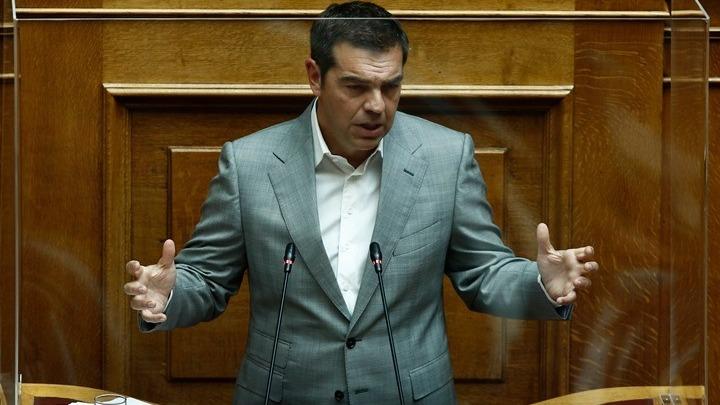 Τσίπρας σε Μητσοτάκη: Είστε ο μεγαλύτερος πολιτικός απατεώνας που πέρασε ποτέ από τη χώρα (Vid)