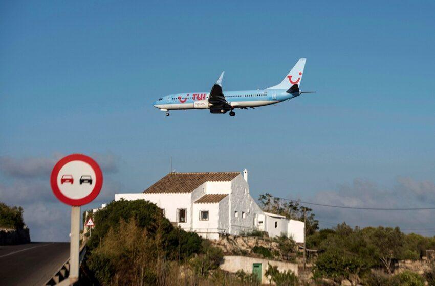 Η TUI τερματίζει τις πτήσεις προς Λαγανά