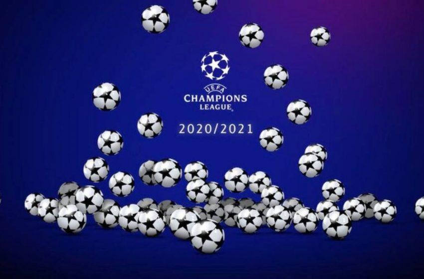 LIVE : Η κλήρωση των ομίλων του Champions League (18:00)
