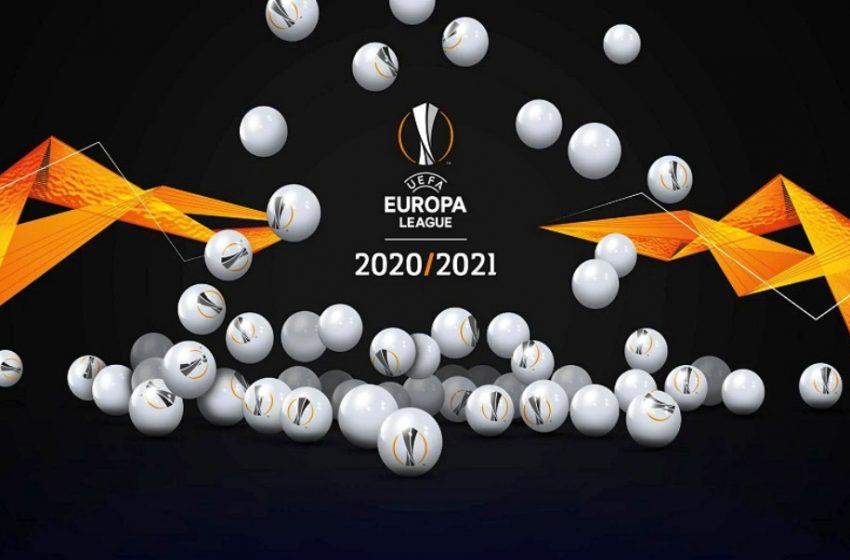 LIVE: Η κλήρωση των ομίλων του Europa League