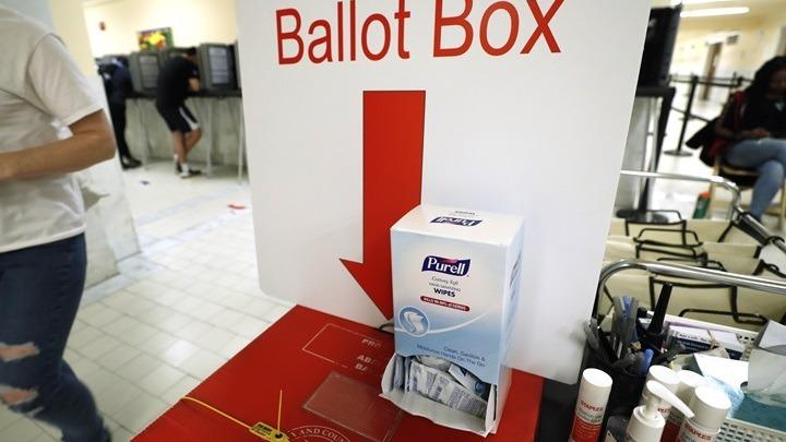 ΗΠΑ: Ξεκίνησε η ψηφοφορία σε τέσσερις Πολιτείες