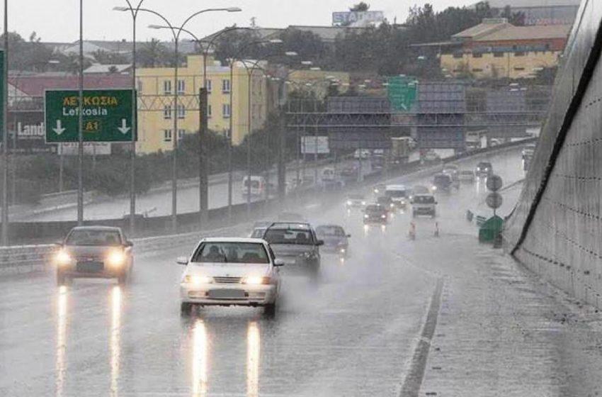 Ιανός: Τα μέτρα για τους αυτοκινητοδρόμους