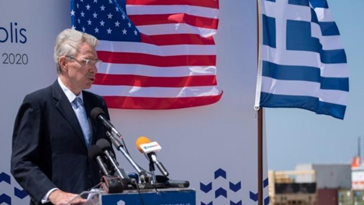 Πάϊατ ενόψει επίσκεψης Πομπέο στην Κύπρο: Η αν. Μεσόγειος μπορεί να είναι κινητήριος δύναμη για συνεργασίες, όχι διαμάχες